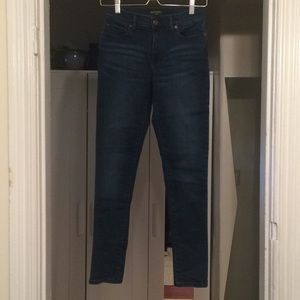 High waisted stretchy skinny jeans from BR